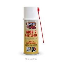PINGO MOS2 Смазка с дисульфидом молибдена