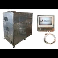 Установка 3 насоса 100 л/мин 150 бар 85 С с подачей 2-х моющих средств + насос для мойки люков.