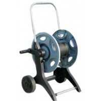 Тележка с катушкой для шланга низкого давления, вместимость до 50m, 6 bar